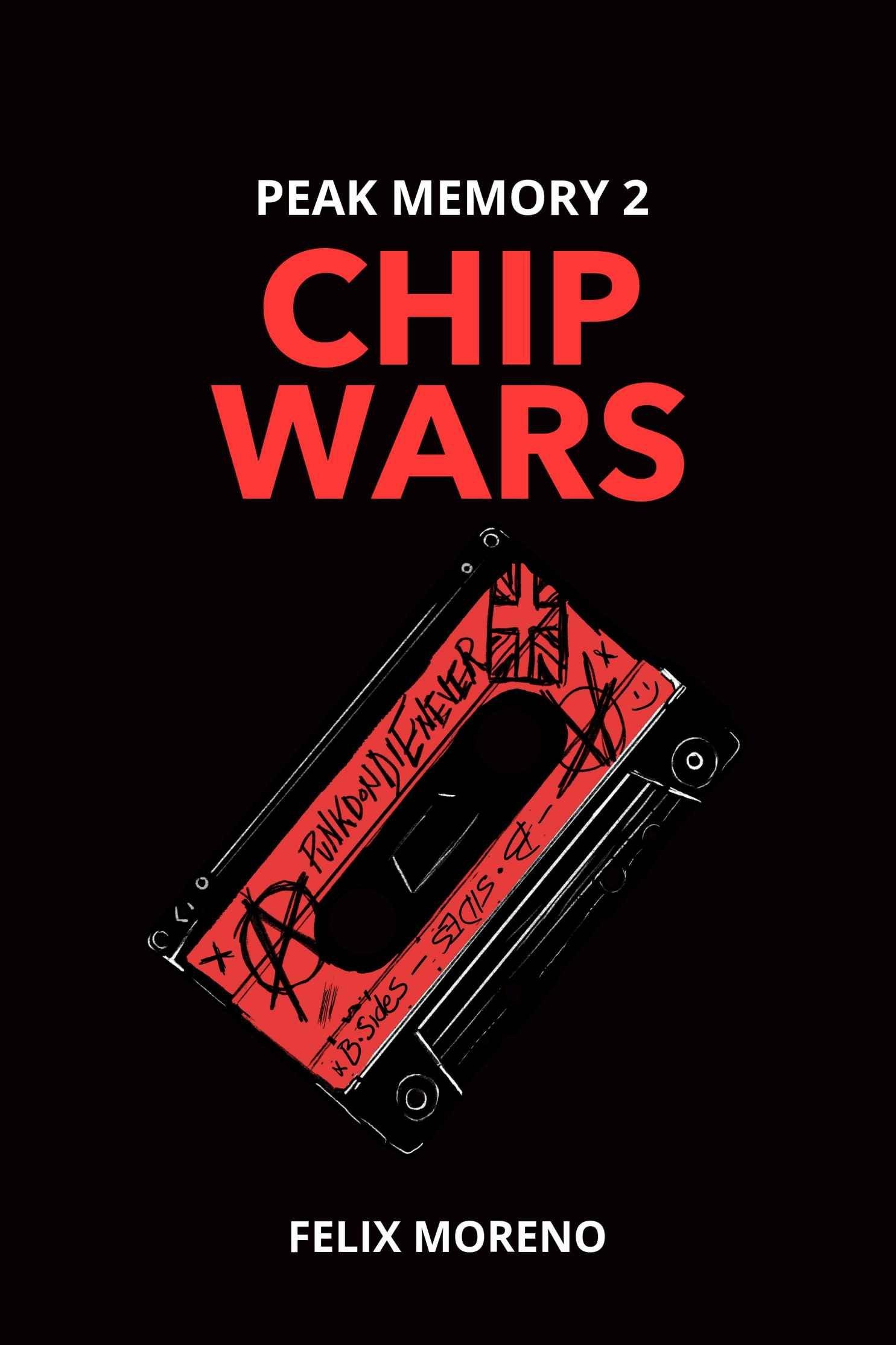 PEAK MEMORY 2 : CHIP WARS, LA GUERRA FRIA TECNOLÓGICA ENTRE EEUU Y CHINA.